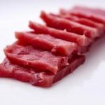 Sashimi de atún 100 g