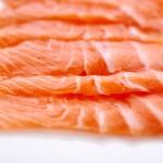 Sashimi de salmón 100 g