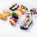 Sushi variado 32 piezas