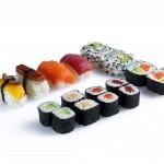 Sushi variado 16 piezas