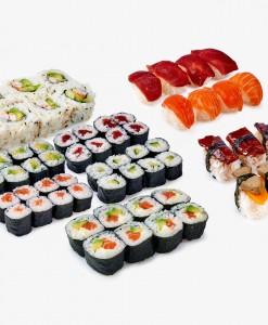 Maki-sushi variado Deluxe