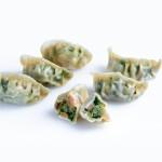 Gyozas de langostinos y verduras (6 unidades)