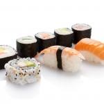 Sushi variado 8 piezas