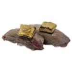 Nigiris de solomillo de ternera flambeado con foie (2 unidades)