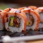 Kabanoki de salmón (8 piezas)