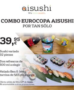 Combo Eurocopa Aisushi